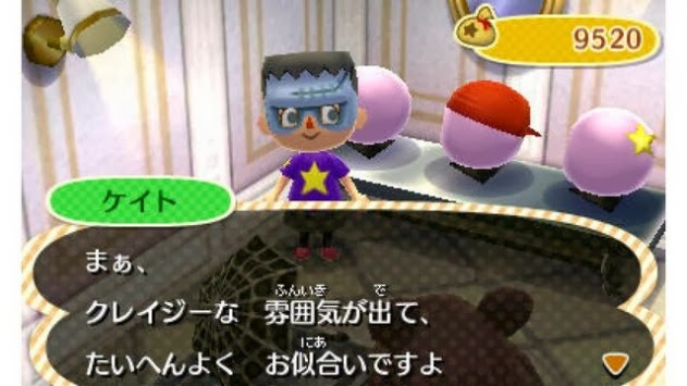 Mini Gamers: Halloween Fun With The Folks Of Animal Crossing: New Leaf