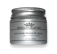Creme facial Argan Oil