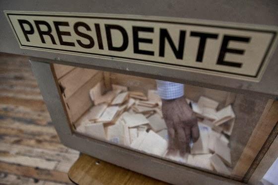 Michelle Bachelet tiene las mejores intensiones de voto para ser presidenta en Noviembre del 2013 según Ipsos