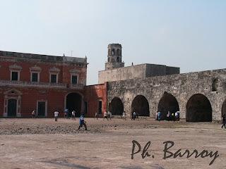 paysage mexique veracruz port blog voyage photo