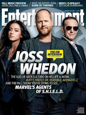 joss whedon,entertainment weekly