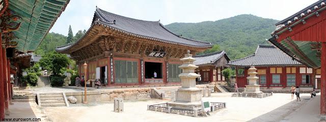 Templo Seonamsa de Suncheon