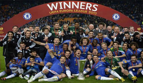 Chelsea Juara Europa League 2012/2013