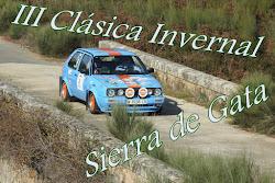 III CLÁSICA INVERNAL SIERRA DE GATA