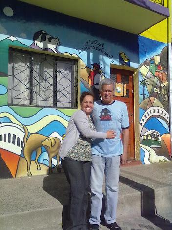 Uruguay....también enamorado