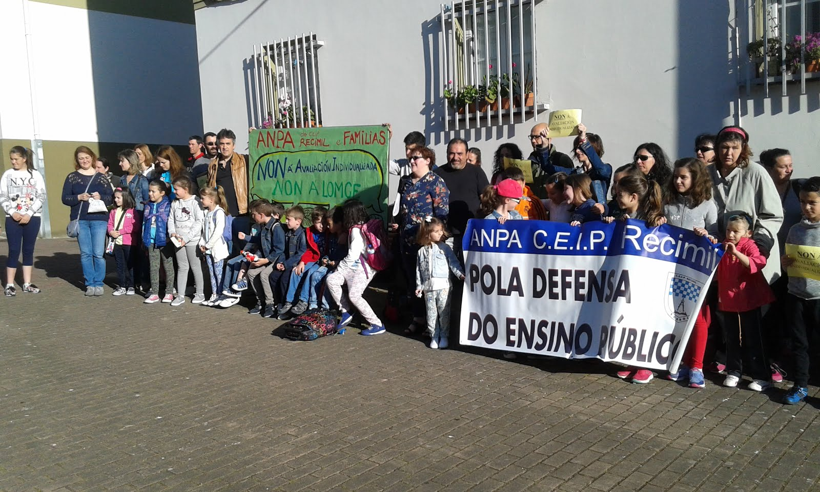 Defensa ensino público