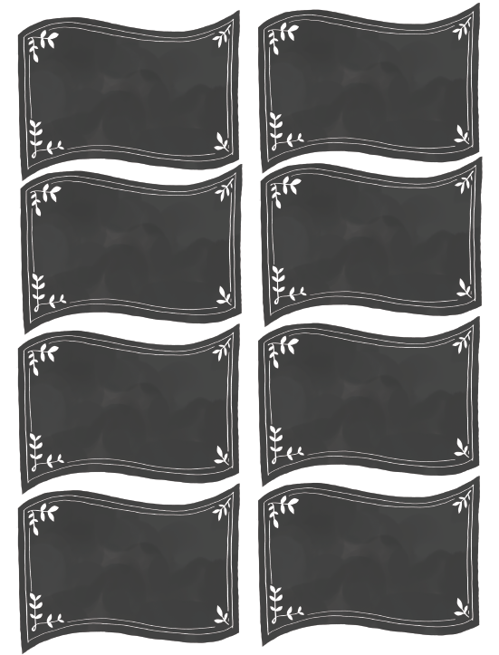 Imprimibles para tarros de cocina gratis decorar tu for Tarros de cocina baratos