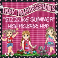 INKY SIZZLING SUMMER NEW RELEASE BLOG HOP