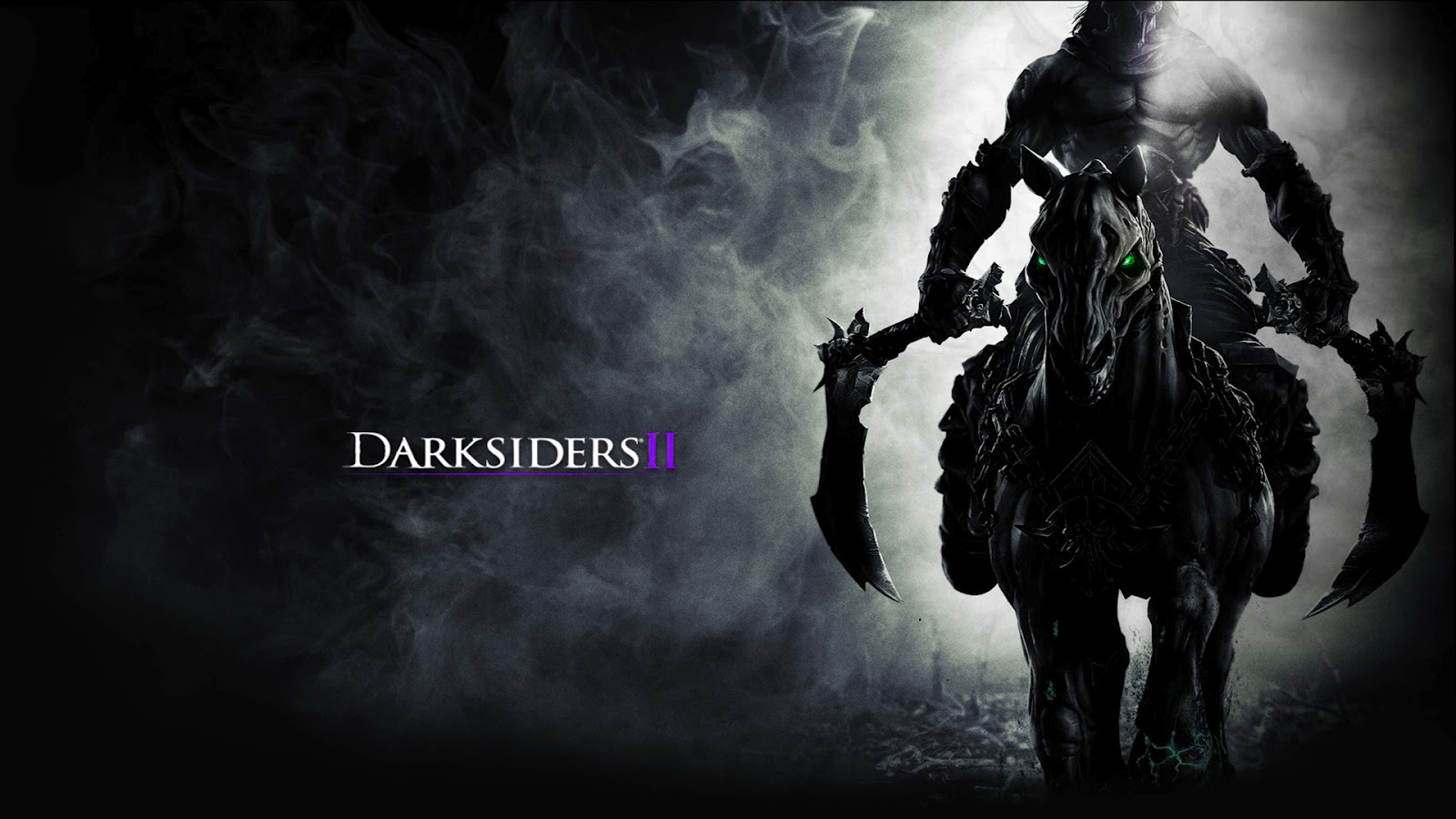 54 <b>Darksiders</b> II HD <b>Wallpapers</b> | Backgrounds - <b>Wallpaper</b> Abyss