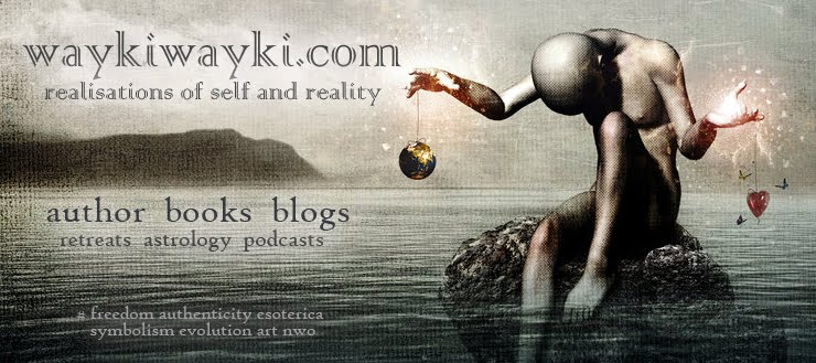 Wayki Wayki; books,blogs,retreats,astro