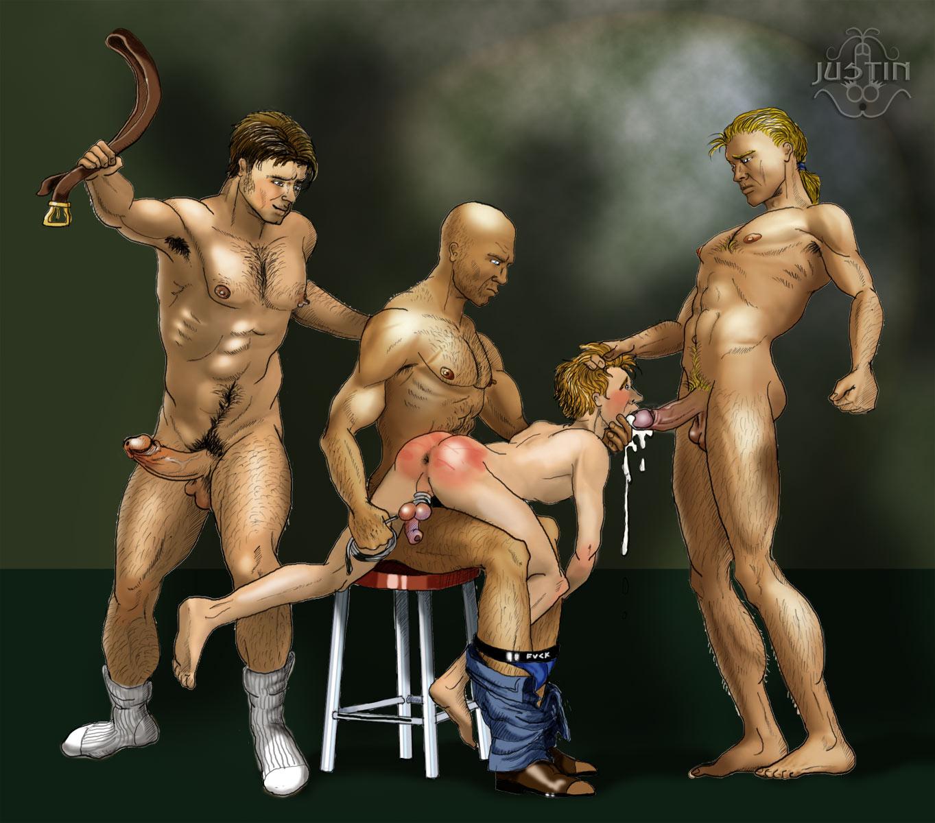Fora do convencional Gay