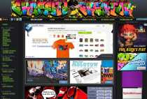 The Graffiti Creator hacer graffiti online
