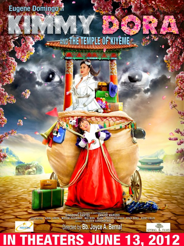WATCH Kimmy Dora and the Temple of Kiyeme PINOY MOVIE ONLINE