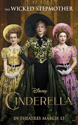 Cinderella (Web-DL 1080p Dual Latino / Ingles) (2015)