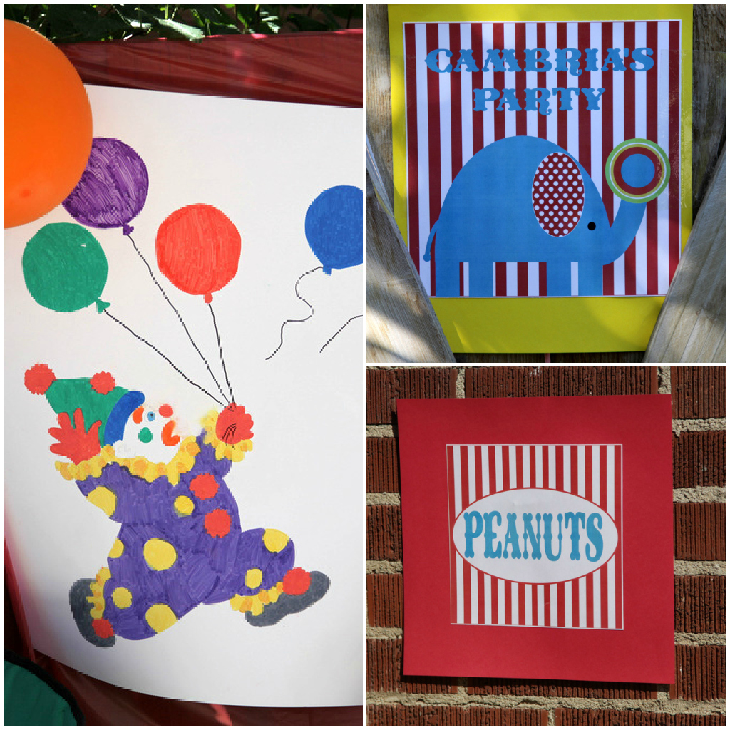 decor bunting circus party pin decorations carnival pennant decoration clown baby lalaloopsy prop banner photo garland flag fabric birthday