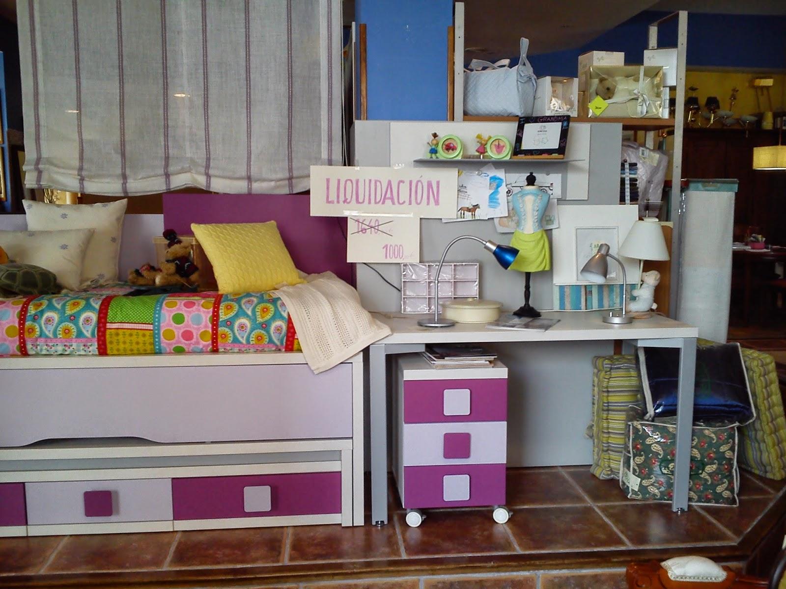 Muebles arranz liquidaci n de exposiciones for Liquidacion camas nido