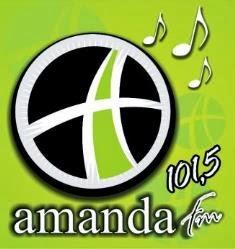 Rádio Amanda FM de Rio do Sul ao vivo