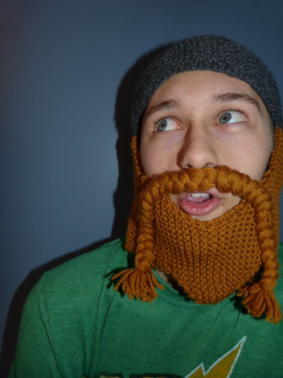 Crochet Dwarf Beard Hat Pattern : Fancy That: December 2011