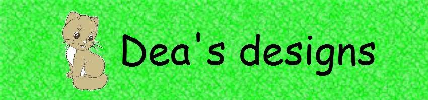 Dea's designs