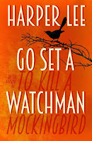 Go Set A Watchman by Harper Lee UK book cover