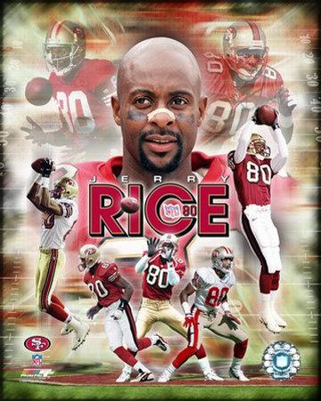 jerry rice top nfl legend wallpapers sports legends