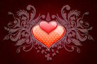 gambar kartu valentine 2013