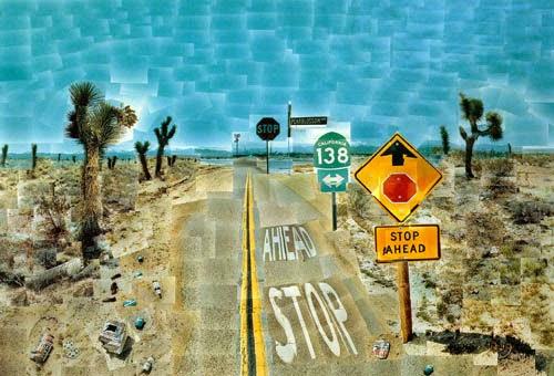 / David Hockney /