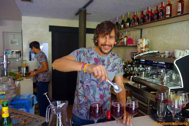 Fernando Solanilla La Clandestina Café
