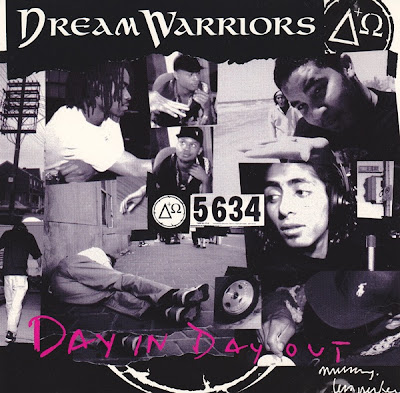 Dream Warriors – Day In Day Out (CDM) (1994) (320 kbps)
