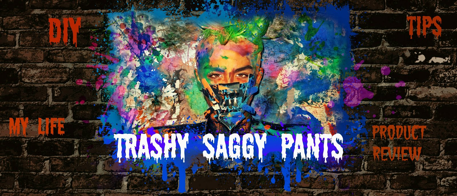 Trashy Saggy Pants