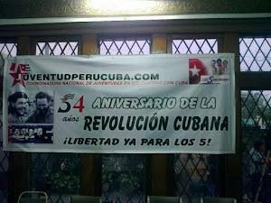 Coordinadora Nacional de Juventudes de Solidaridad con Cuba