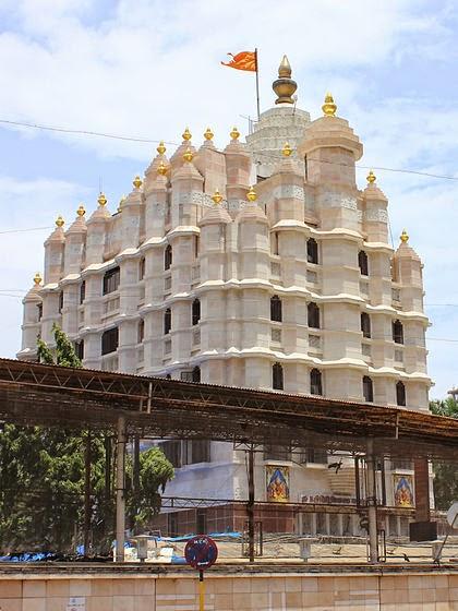 सिद्घिविनायक मंदिर, मुंबई  (Siddhivinayak Temple, Mumbai)