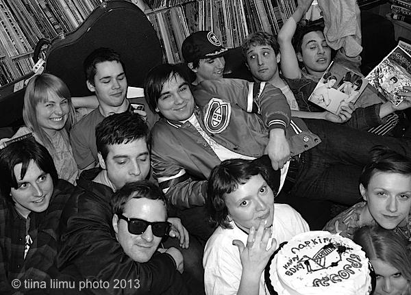 Napkin Records photo by tiina liimu