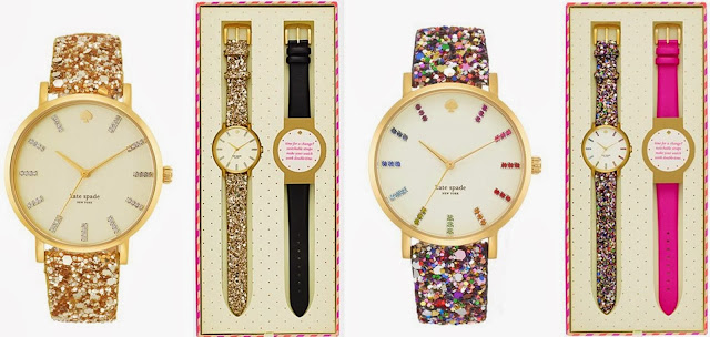 Kate Spade, watches, Nordstrom, Metro Grand, sparkle