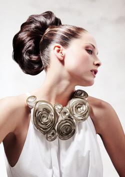 Accesorios en el pelo para looks de fiesta Galería de fotos 1 de 22  - Accesorios Peinados Fiesta