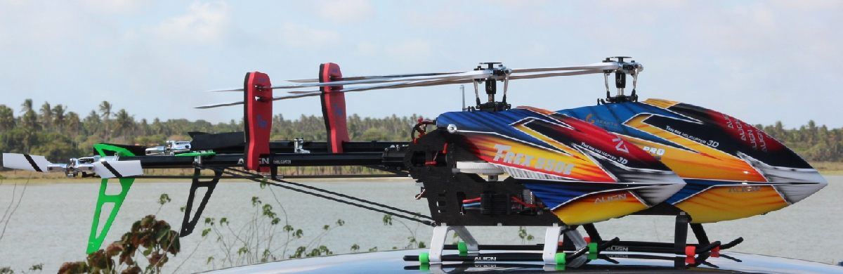 Heli-FOR Helimodelismo