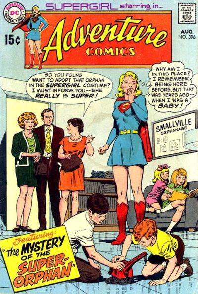 Supergirl Comic Box Commentary: October 2012