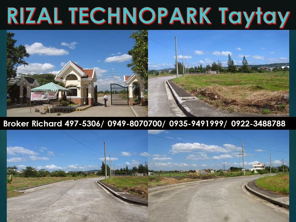Rizal technopark taytay lots 7 000 sqm gonzales168 for Affordable furniture gonzales la