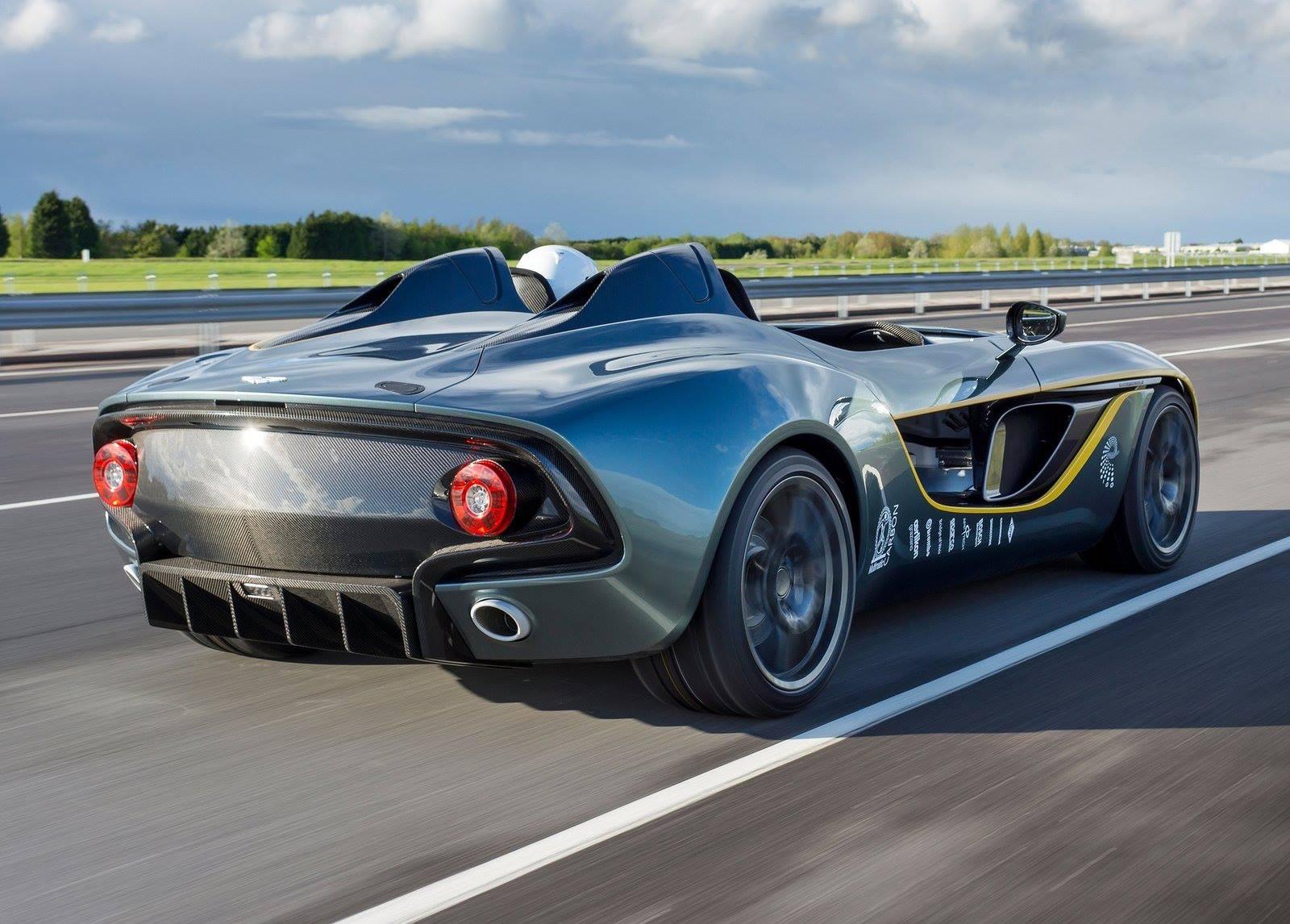 Aston Martin Cc