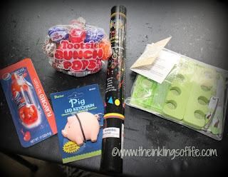 Prizes for a Tween Birthday Mystery Auction