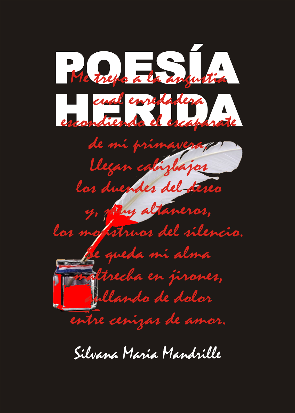 """Poesía herida"""