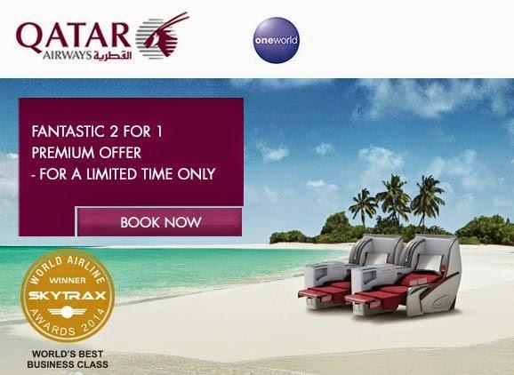 想學【 天獅集團 】 土豪式旅遊 歐洲 ,卡塔爾航空 商務機位 「買一送一」優惠連稅$15,563起,12月前出發。