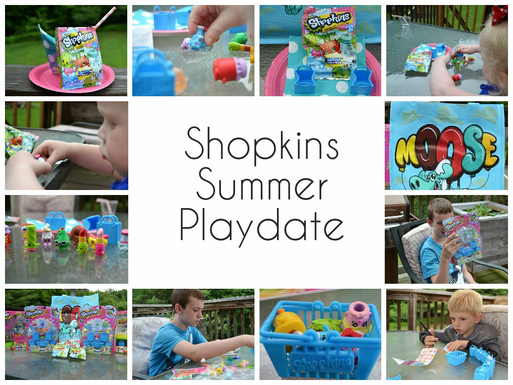 collageuse Shopkins Summer Playdate   What a great day with new collectible and a  Shopkins prize pack giveaway!