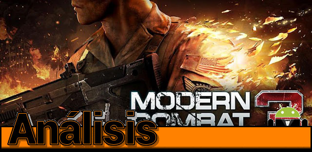 Análisis Modern Combat 3 Android