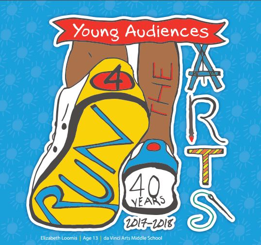 Run for The Arts is October 6th