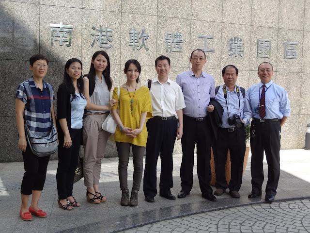 深圳參訪團參訪