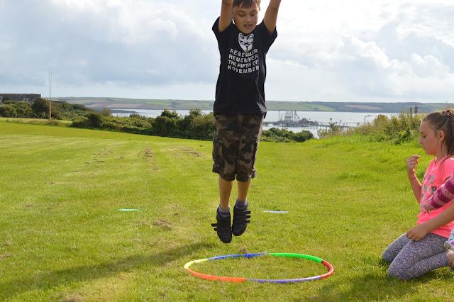 Jump Physical Literacy Skills