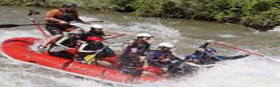 WHITE WATER RAFTING - WAMPU RIVER