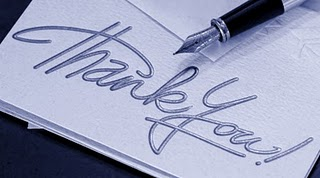 News and reflections for dental practice owners dental great thank you note after a dentist interviews altavistaventures Choice Image