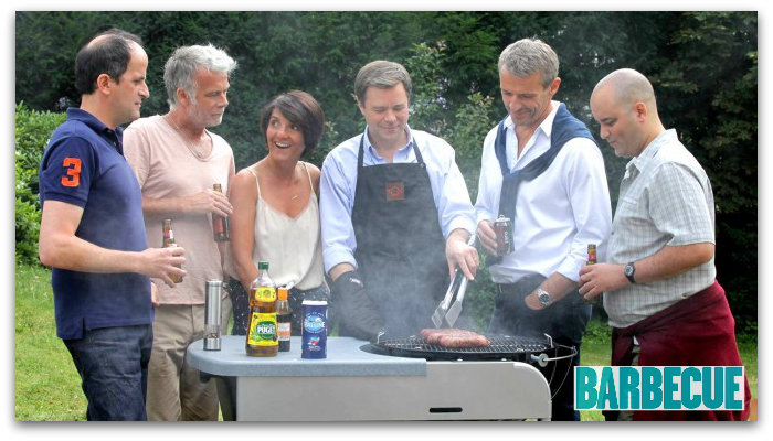 barbecue / barbacoa de amigos película